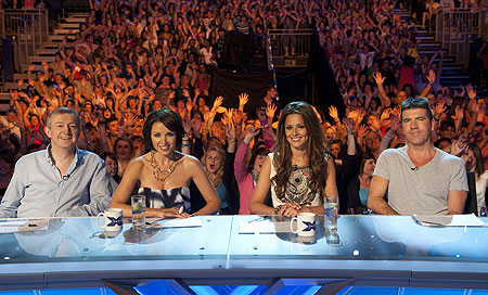 X Factor Judges 2011 relationships |...