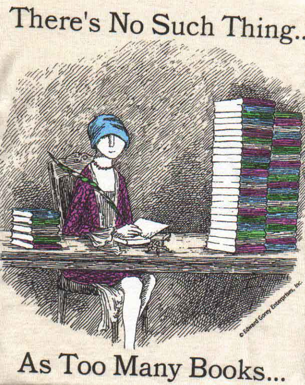 So many books, so little time  Victoria-writes