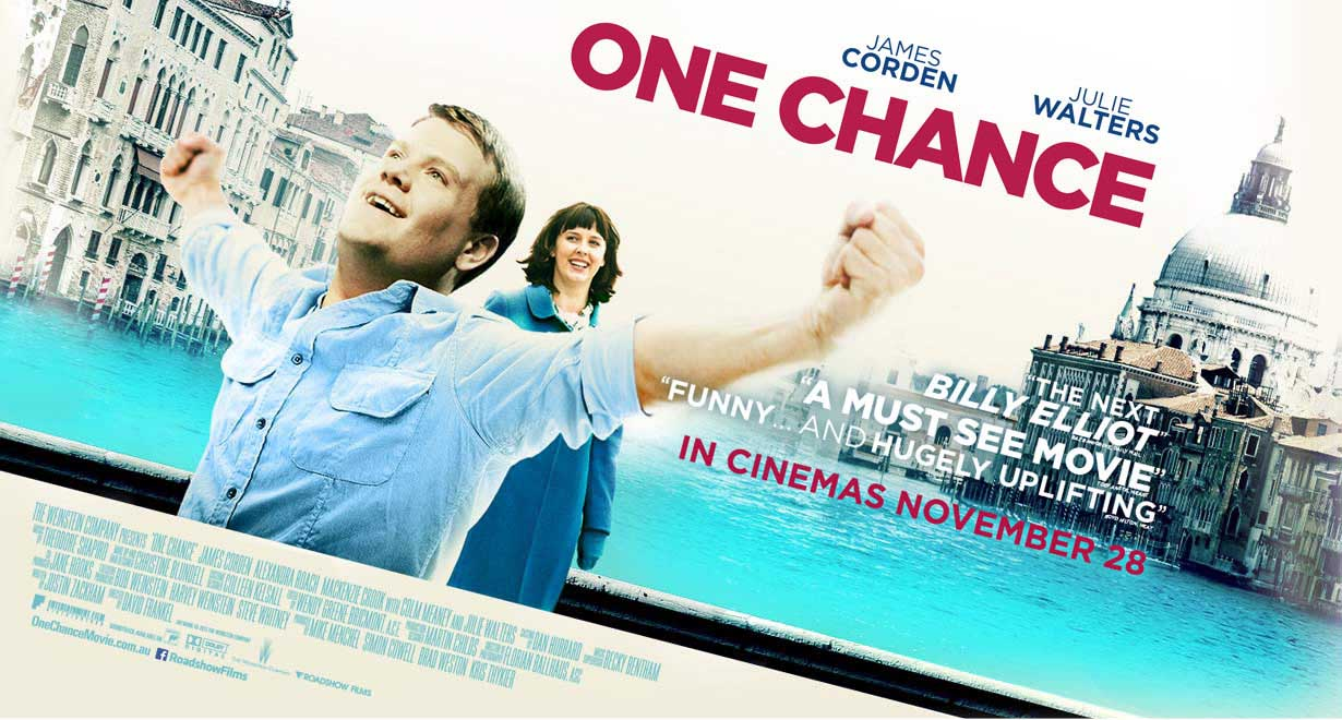 One chance victoria writes click for details one chance custom dvd